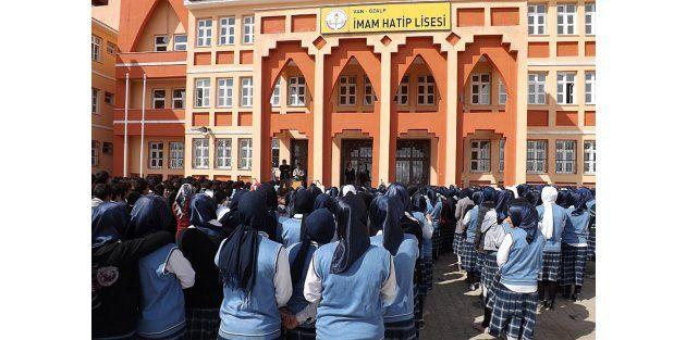 İmam Hatip okullarının sayısında değişim