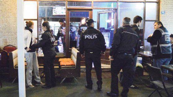 Ankara'da polise arama kararı verildi