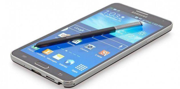 Samsung Note 4 kamerası en iyi olan telefon