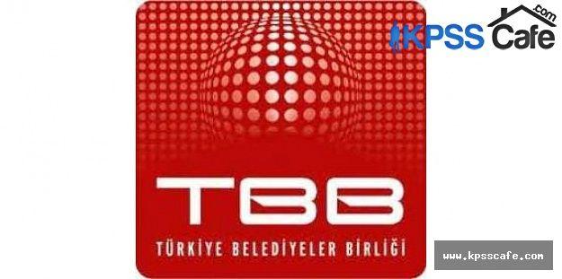 Türkiye Belediyeler Birliği İşçi Alacak