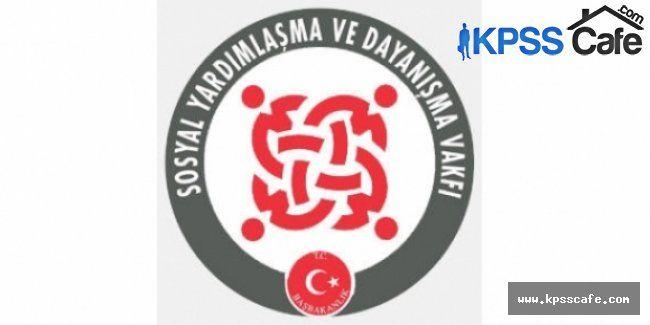 Eskişehir Mahmudiye SYDV Personel Alım İlanı