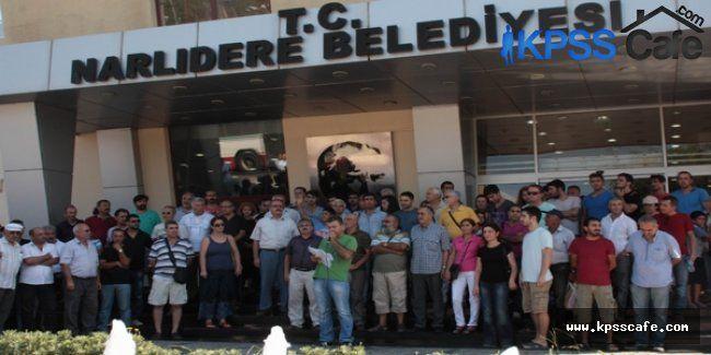 İzmir Narlıdere Belediyesi 9 İşçiyi İşten Çıkardı