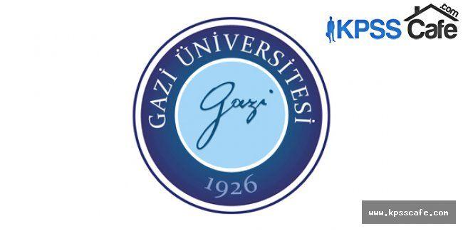 Gazi Üniversitesi Bilgi İşlem Birimlerinde Çalışacak Sözleşmeli Personel Alıyor