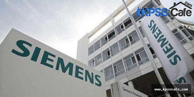 Siemens'de 7 Bin 800 Kişi İşten Çıkarılacak