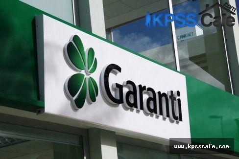 Garanti Bankası Part Time Müşteri Temsilcisi Alımı