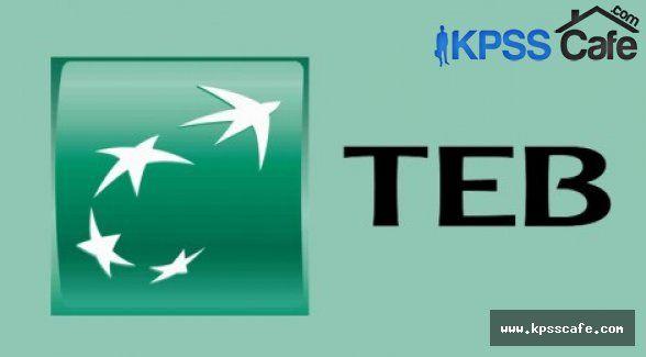 TEB Bölge Satış Yönetici Yardımcısı alımı