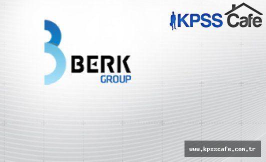 Berk Group Pazarlama Uzmanı Alımı