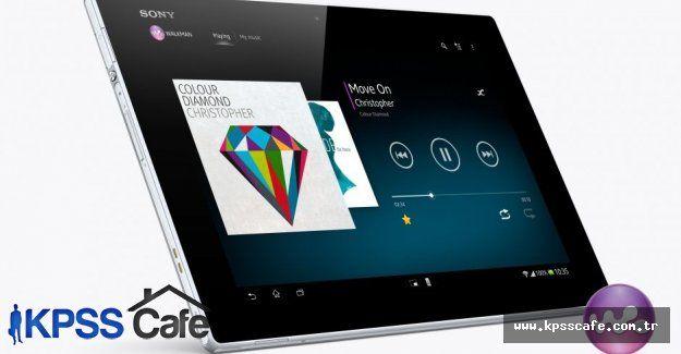 Mobil Dünya Kongresinde Sony Tablet Rüzgarı Esecek