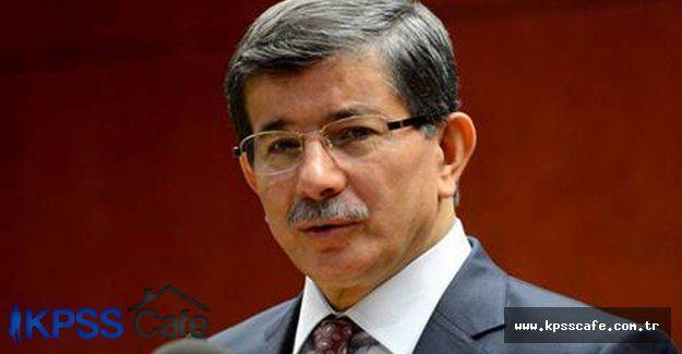Başbakan Davutoğlu, Suriye Harekatını Değerlendirdi
