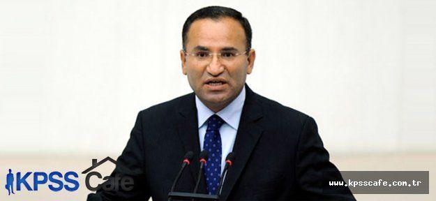 Adalet Bakanı Bozdağ Görevinden İstifa Etti
