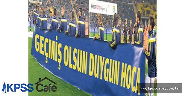 Federasyon Fenerbahçe Galatasaray Derbisinde Pankarta İzin Verecek mi?