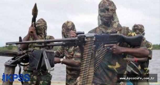 Boko Haram Örgütü IŞİD'le El Ele Verdi!