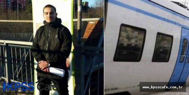 Türk genci İsveçli bir kızın intiharını önledi