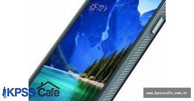 Samsung S6 Active Modelini Piyasaya Sürüyor