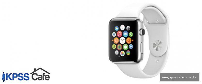Çin Malı Çakma Apple Watch Üretildi