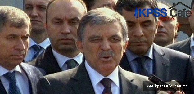 Abdullah Gül'ü kızdıran soru