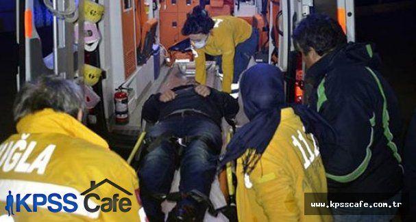 Bodrum'da mültecileri taşıyan tekne battı: 5 kişi öldü