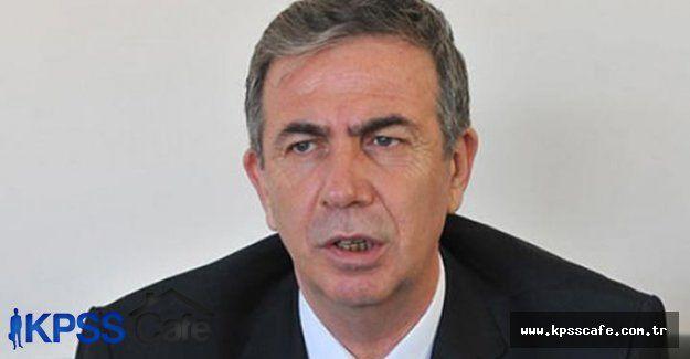 Mansur Yavaş'tan CHP için flaş karar!