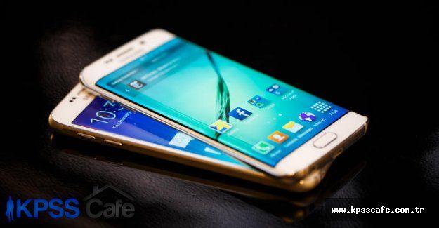 Altın kaplama Galaxy S6 ve Galaxy S6 Edge çıkıyor