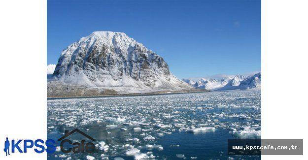 Buzullar Bu Yıl Daha Fazla Eridi