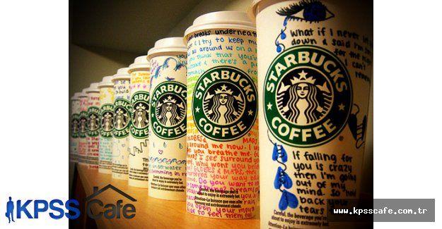 Starbucks Eve Servis Hizmeti Yapılacak