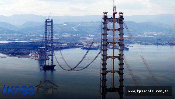 İzmit Körfezi Geçiş Köprüsü Halatı Koptu!