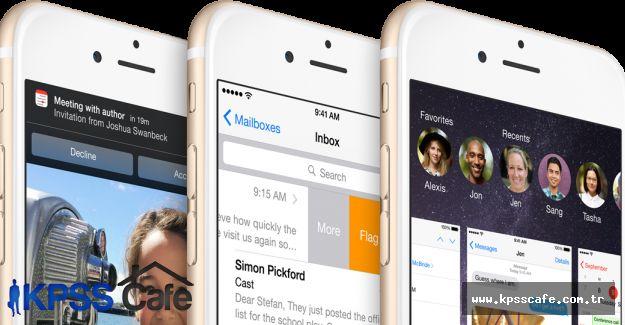 Apple kullanıcıları bu habere sevinecek, şifresiz uygulama indirme İOS 8.3 ile geliyor