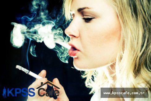 Sigara Kullananlara Kötü Haber!