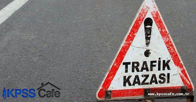 Korkunç Kaza: 2 Ölü!!