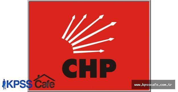 CHP'li Vekilden Şok Seçim Vaadi!
