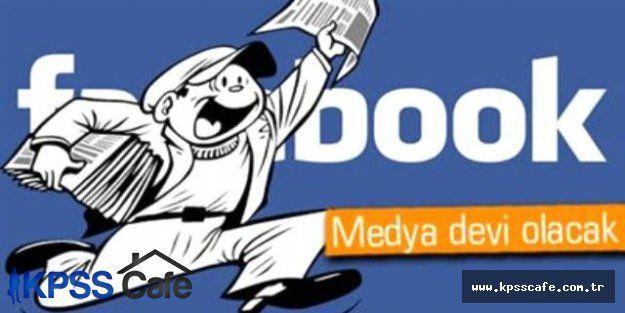Facebook Yeni Medya Petronu Haline Geliyor!