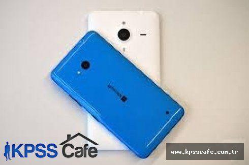 Lumia siparişlerini artık o şirket alacak