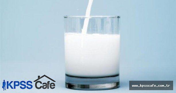 Süt bunama riskine çare oluyor