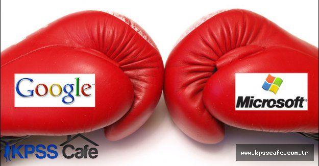 İki ezeli rakip Chrome için işbirliği yapacak
