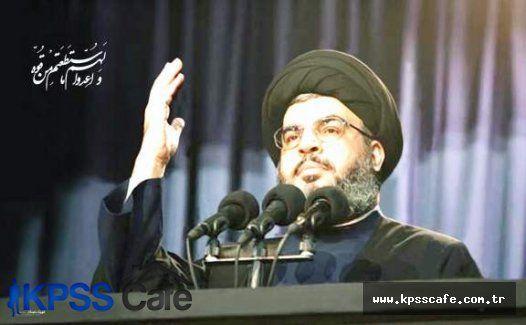 Hizbullah Lideri Suudi Arabistan'a Savaş Açtı!