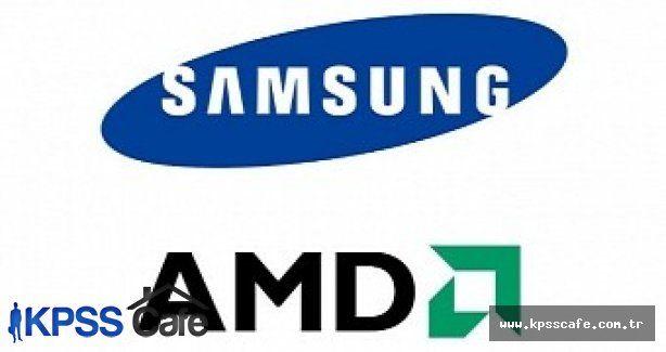 Samsung AMD'yi Satın Aldı!