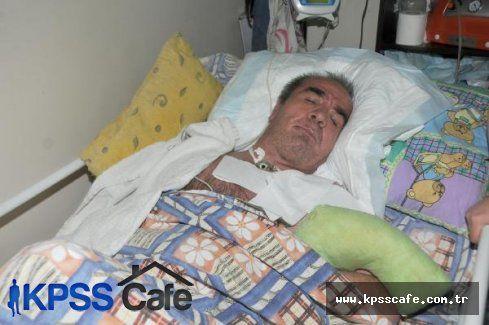 Sapasağlam gittiği hastaneden yatalak olarak çıktı