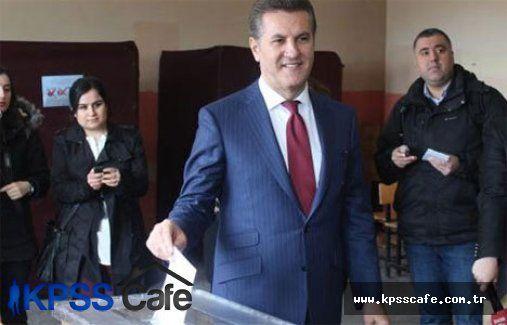 Mustafa Sarıgül ilk beşe bile zorlayarak girdi