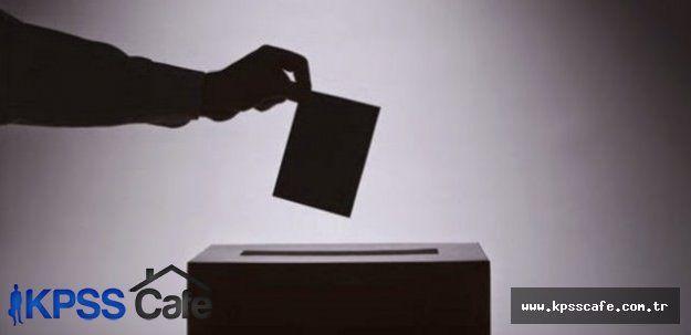 Bu pazar seçim olsa hangi parti yüzde kaç oy alır?