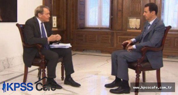 Beşar Esad'tan Cumhurbaşkanı Erdoğan'a çok sert sözler