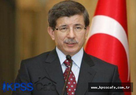 Başbakan Ahmet Davutoğlu rehine krizi ile ilgili açıklamalarda bulundu