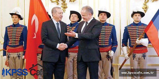 Cumhurbaşkanı Erdoğan'dan referandum işareti