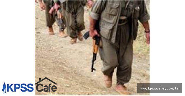 PKK 'dаn kаçаn 7 teröristin güvenlik güçlerine teslim oldu