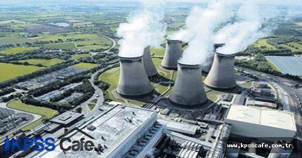 Sinop'ta nükleer santral yapımını öngören uluslararası anlaşma kabul edildi