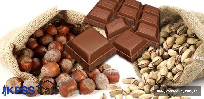 Fındık üretiminde artış çikolatada üretimi zirveye taşıdı