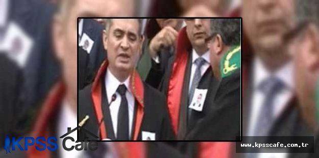 Savcı Mehmet Kiraz'ın anmasında mikrofon gerginliği