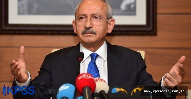 """Kemal Kılıçdaroğlu """"Yapılan Saldırının Hesabını Soralım"""" dedi"""