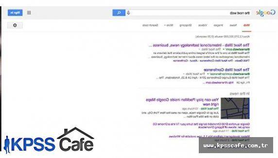 Google.com 1 Nisan şakası yaptı