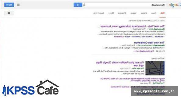 Nisan şakası 1 Nisan Google