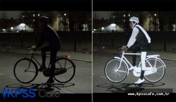 'Gece görüşü spreyi' ile bisiklet kazaları tarih olacak